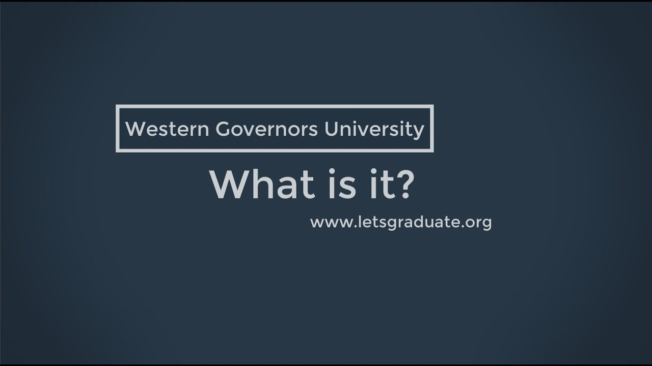What is WGU? Is an online degree worth it?