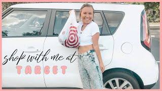 shop with me at target !! | typical dcp grocery list