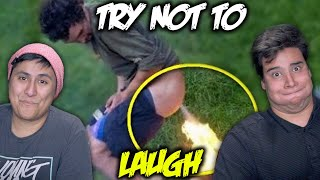 Try Not To Laugh! **FART EDITION**