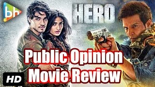 First Day First Show | Hero Review | Public Opinion