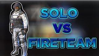SOLO FIRETEAM 1V5 - Rules of Survival
