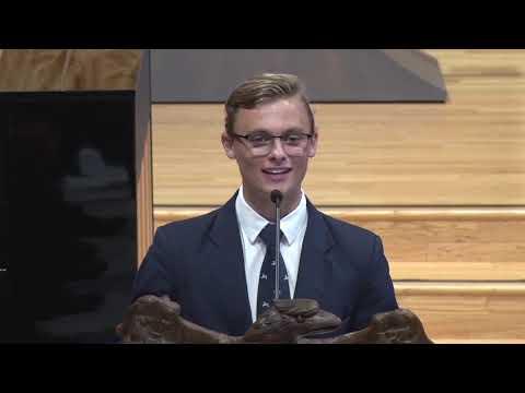 2018-19 Chapel Speech - Braden Fulton