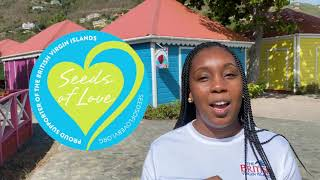 Earth Day with the British Virgin Islands Tourist Board.