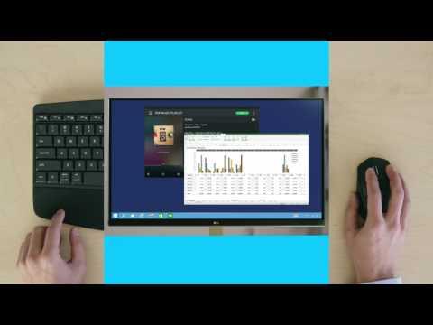 Logitech MK850 Performance wireless keyboard / mouse combo