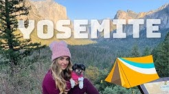 Camping in Yosemite National Park - Everything You Need to Know