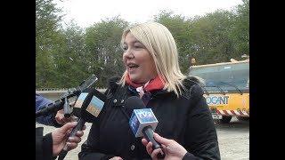 Recorrido de obra | Actualidad | 26/10/18 - TV2 Noticias