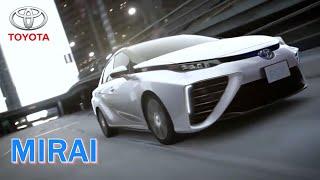 Toyota USA『Mirai』Technology- トヨタUSAが公開した最新のMirai紹介...