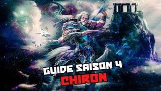 Smite FR - Guide CHIRON Saison 4 : Au Galop !