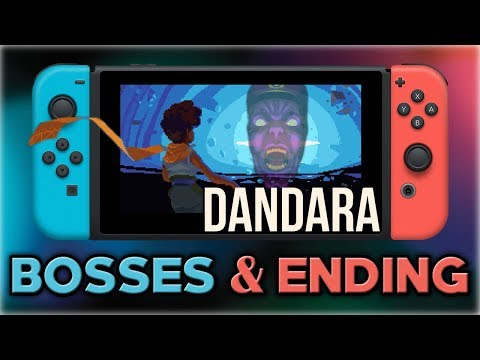 Dandara | All Bosses & Ending | Nintendo Switch