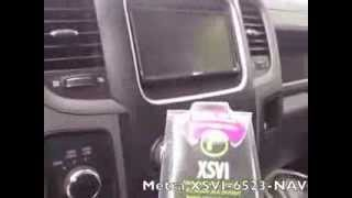 How to install aftermarket radio stereo Double Din in 2013 Dodge Ram 1500 2500 3500
