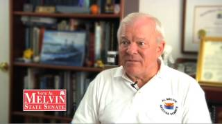 Senator Al Melvin Helps Build a Stronger Arizona