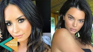 Demi Lovato Makes 1st Public Statement! Kendall Jenner In Trouble With COPS! | DR