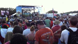 Edward Sharpe & The Magnetic Zeros: 40 Day Dream. Live @ ACL Festival