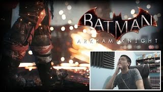 "Batman Arkham Knight - ""3 Days"" Trailer Countdown! [unCAGEDgamez Reaction]"