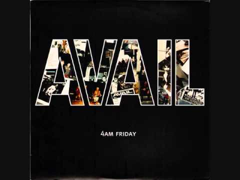 Avail - 4AM Friday LP