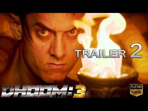 DHOOM 3   PARODY TRAILER   Aamir Khan   Abhishek Bachchan   Katrina Kaif   Uday Chopra