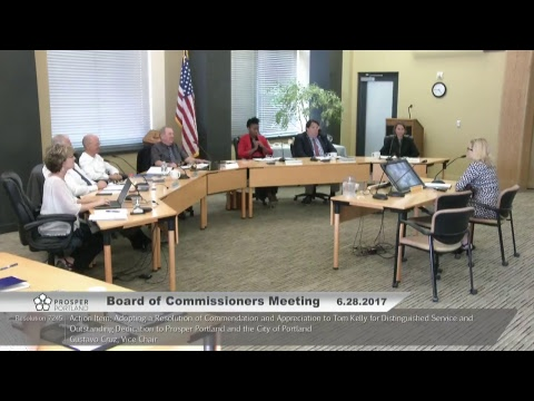 Portland Development Commission 6/28/17