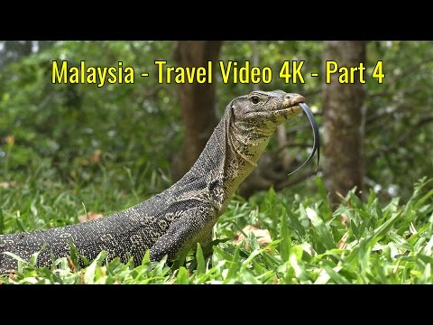 Malaysia - Travel Video 4K Part 4