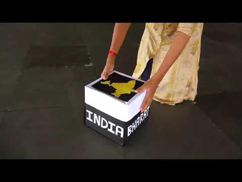 Longest Opening, Explosion Box By -  Apeksha.s Kottari
