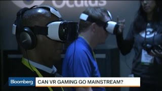 Virtual Reality Games Become Reality for Oculus Rift