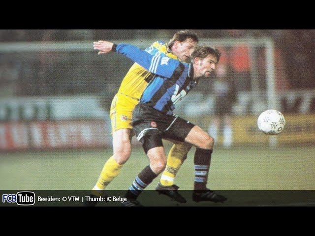 1995-1996 - Jupiler Pro League - 24. SK Beveren - Club Brugge 3-5