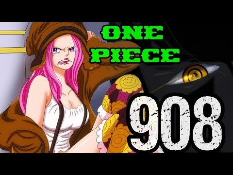 """One Piece Chapter 908 Review """"KING"""""""