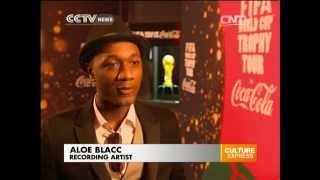 Aloe Blacc, David Coffey compose World Cup theme song