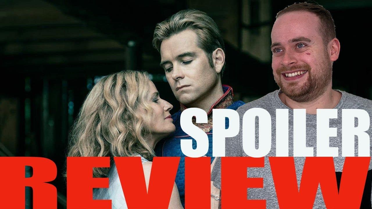 Download The Boys Season 1 - Spoiler Review