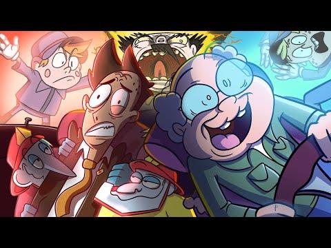 Я ЭТО УЖЕ ВИДЕЛ | Премьера анимационного скетч-шоу