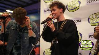 Why Don't We - 8 Letters (LIVE at 92ProFM)