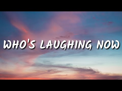 Ava Max - Who's Laughing Now (Lyrics)