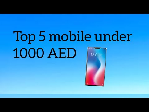 Top 5 best mobile to buy in uae 2019