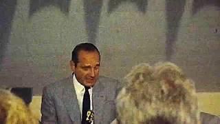 Visite de Jaques Chirac a Koumac