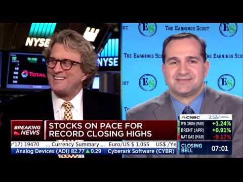 Paul Dietrich - CNBC - Closing Bell - 2-21 2017