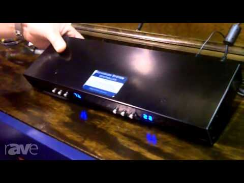 InfoComm 2013: Cool Components Shows the TC-ASC Controller