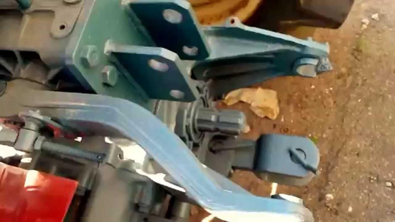 самодельный мини трактор (продажа) Україна - YouTube