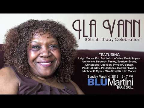 Ila Vann - 80th Birthday Celebration