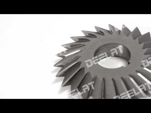 Double Angle Milling Cutter