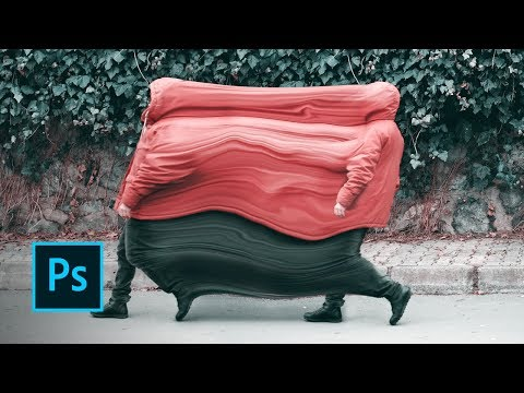 Art Makers: Sakir Yildirim Creates Liquified Movement in Photoshop   Adobe Creative Cloud