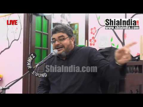 2nd Rabi-Ul-Awwal Majlis Near Bibi Ka Alawa 1438-2016