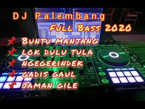 DJ Palembang FULL BASS FRESH 2020, Pagaralam basemah Remix SUMATERA SELATAN