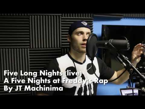 Fnaf 1 rap Five Long Nights