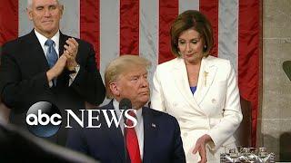 Trump acquittal 'normalized lawlessness': Pelosi l ABC News