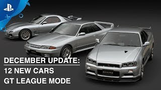 Gran Turismo Sport - December Update | PS4