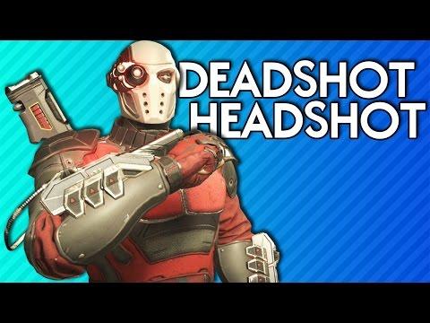 DEADSHOT HEADSHOT  