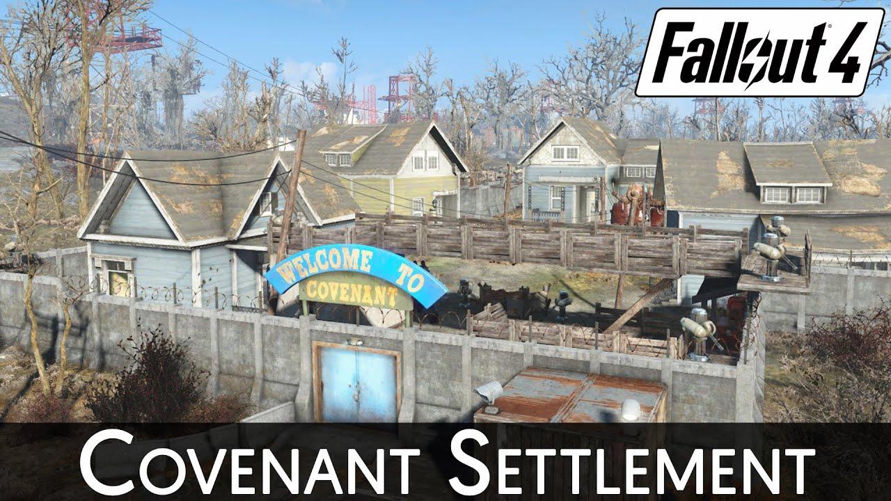 Fallout  Builds Starter