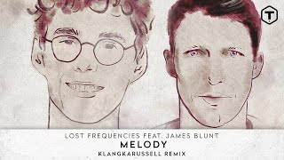 Lost Frequencies Feat. James Blunt - Melody (Klangkarussell Remix) (Cover Art) - Time Records