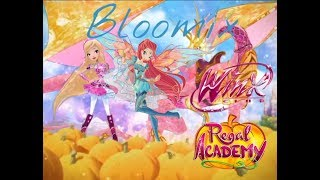 Regal Academy & Winx Club | Bloomix Transformation