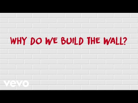 Billy Bragg - Why We Build the Wall (Lyric Video)