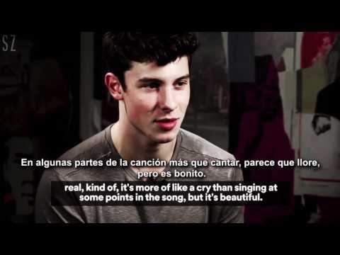 Una conversación con Shawn Mendes (traducida al...